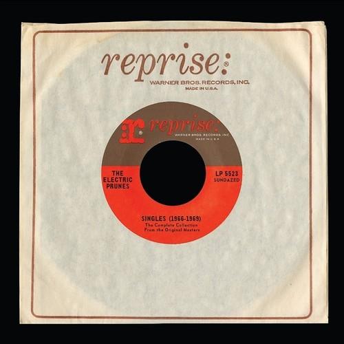 Singles (1966-1969) (Vinyl)