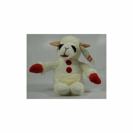 Lamb Chop Doll With Red Mitten 8