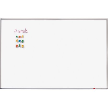 Quartet Porcelain Magnetic Whiteboard, 96