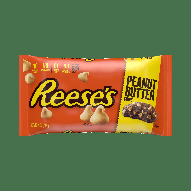Reese S Peanut Butter Baking Chips 10 Oz Walmart Com Walmart Com