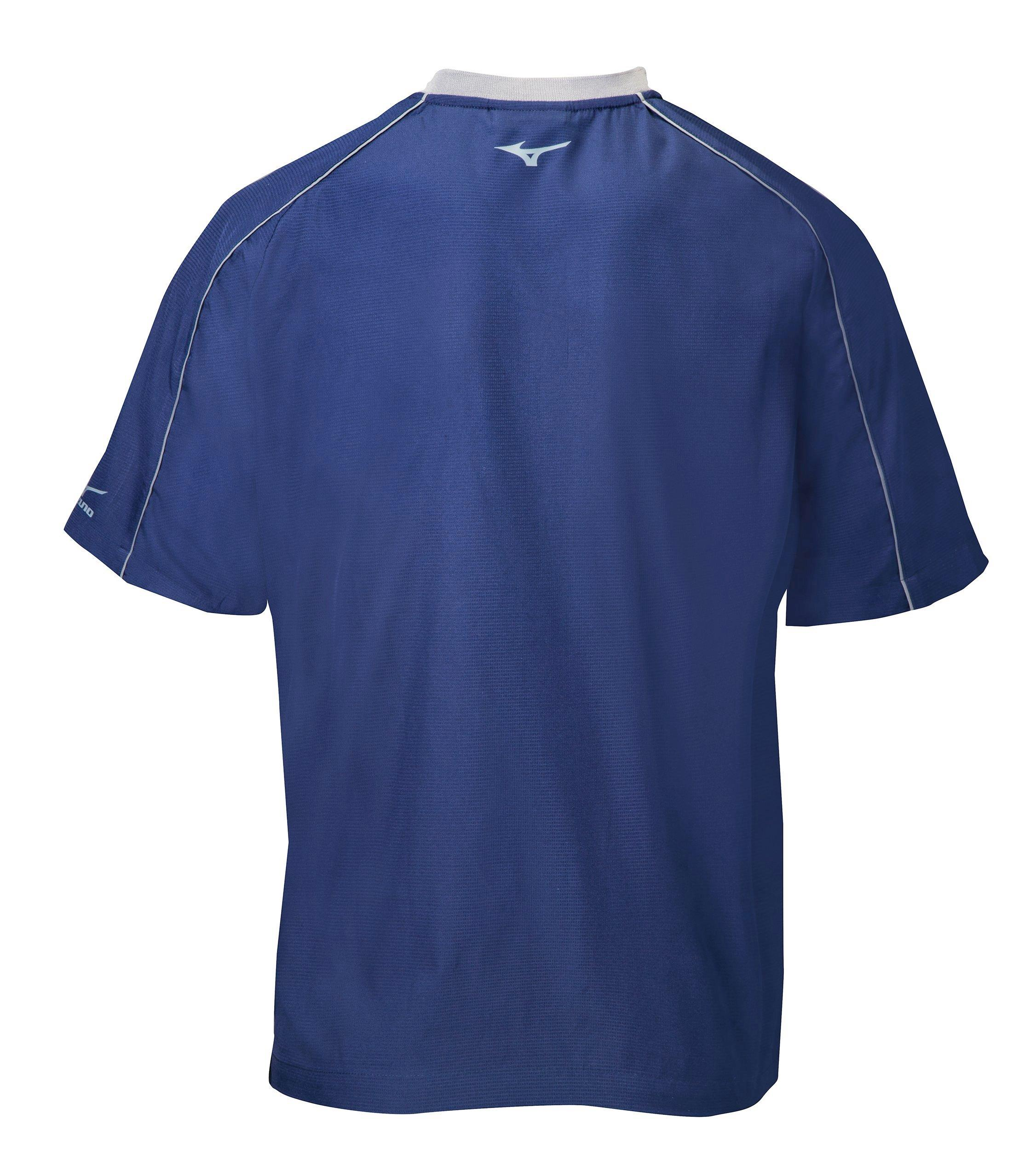 3dec4cce444 Mizuno Youth Baseball Apparel - Youth Comp Short Sleeve Pullover - 350600 -  Walmart.com