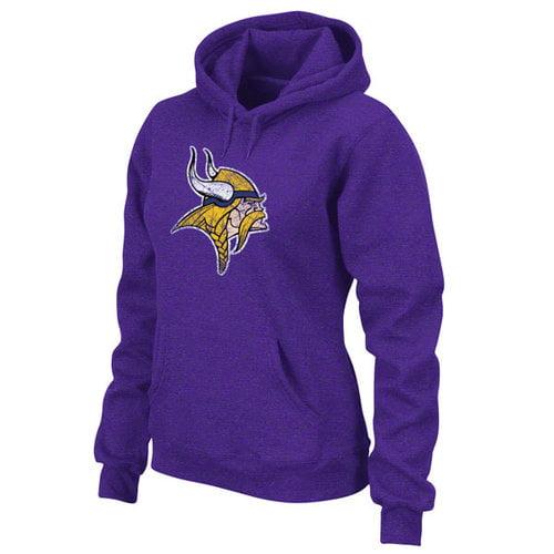 NFL - Minnesota Vikings Women's Impact Player Hooded Sweatshirt