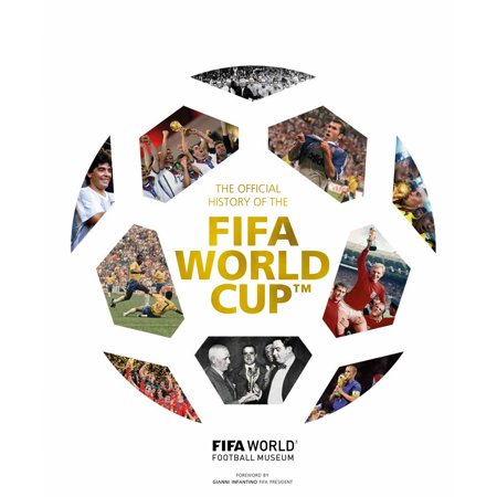 The Official History of the Fifa World Cup(tm) (Official World Series)
