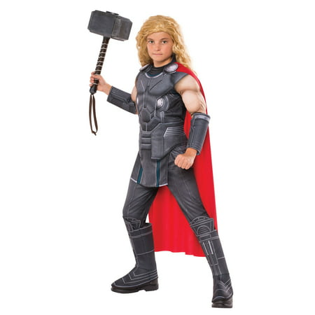 Thor: Ragnarok Deluxe Child Thor Costume](Thor Child Costume)