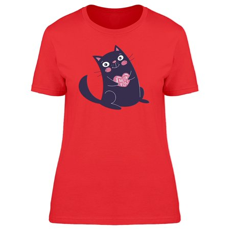 I Meow You Tee Women's -Image by Shutterstock