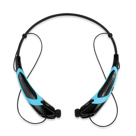 duotone sport wireless bluetooth headset headphone stereo. Black Bedroom Furniture Sets. Home Design Ideas