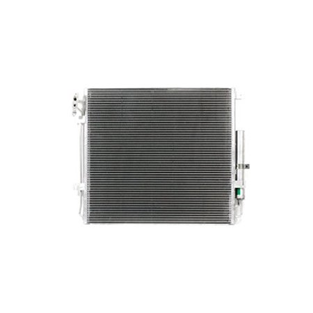 A-C Condenser - Pacific Best Inc For/Fit 3581 05-09 Land Rover LR3 06-12 Range Rover
