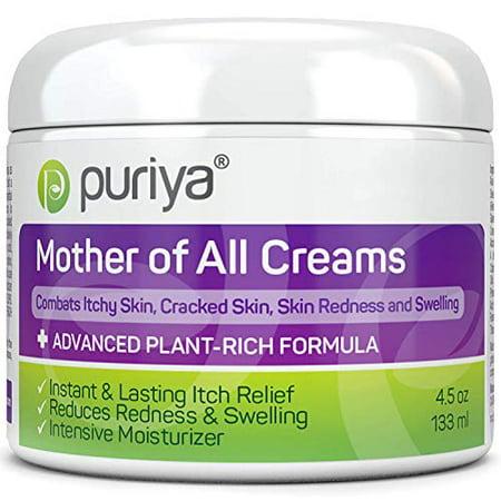 Mother of All Creams Moisturizing Cream for Dry Skin Eczema Dermatitis