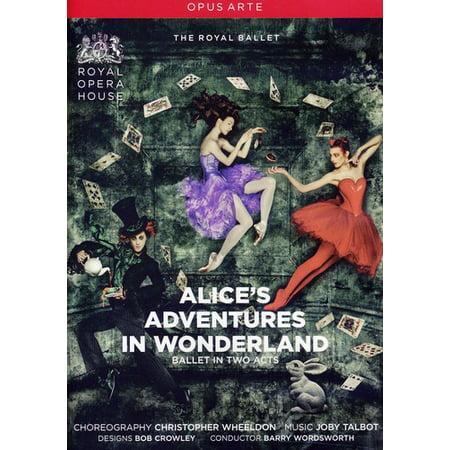 Alice In Wonderland On Tv (Alices Adventures in Wonderland)