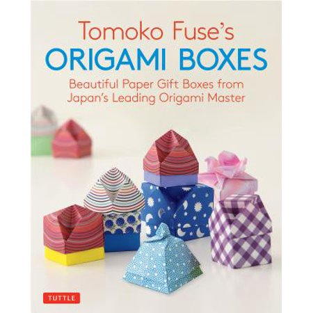 Tomoko Fuses Origami Boxes Beautiful Paper Gift Boxes From Japans