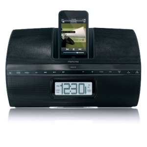 iWakeUp Mi4014 Desktop Clock Radio for iPod