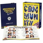 Community: The Complete Series (Widescreen) by Sony Pictures