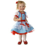 The Wizard Of Oz? Dorothy? Glitter Halloween Costume