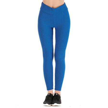 27ba3b6ff405c9 SAYFUT - SAYFUT Plus Size Yoga Pants for Women Stretch Workout Yoga Sport Pants  Tight Leggings Solid Trousers White/Black/Blue/Red/Gray - Walmart.com