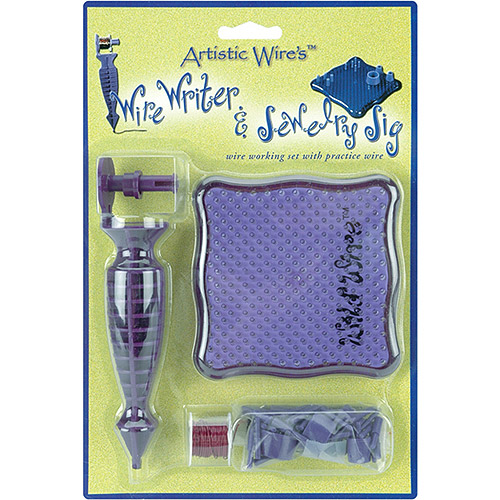 Beadalon Artistic Wire Writer & Jewelry Jig Kit