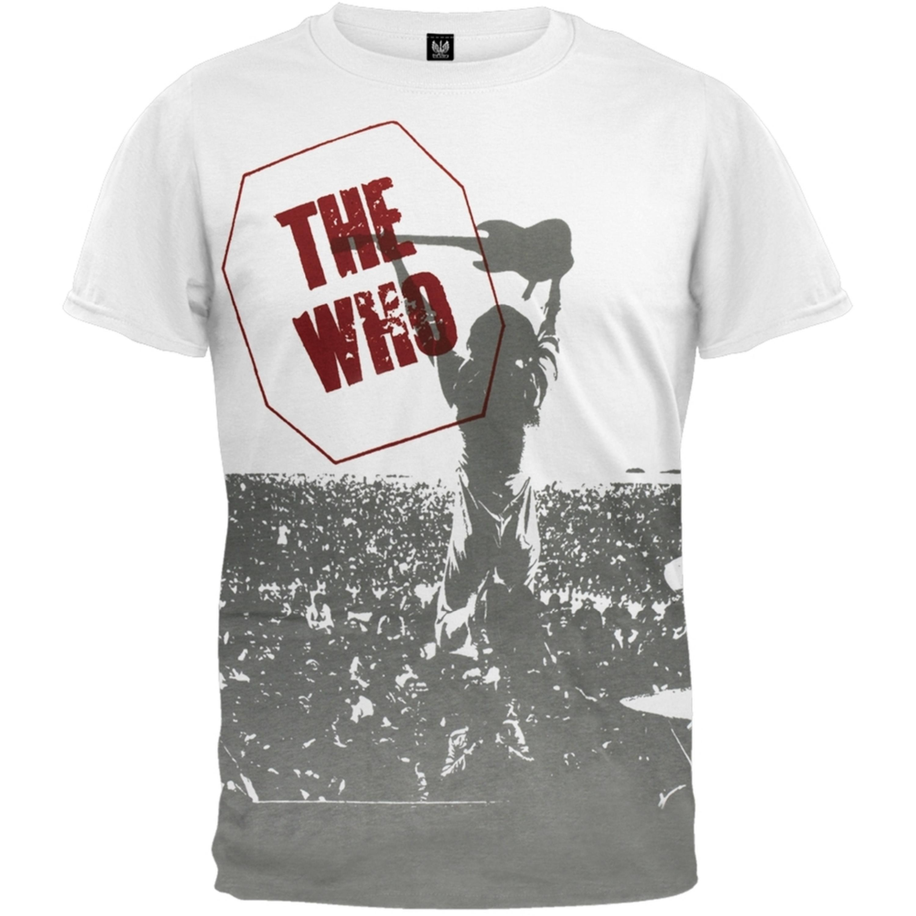 The Who - Live T-Shirt
