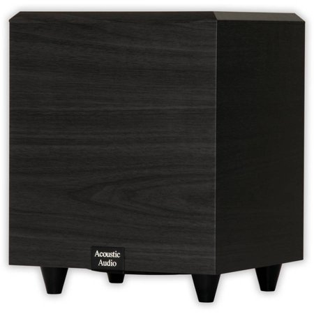 (Acoustic Audio PSW-6 Down-Firing Powered Subwoofer)