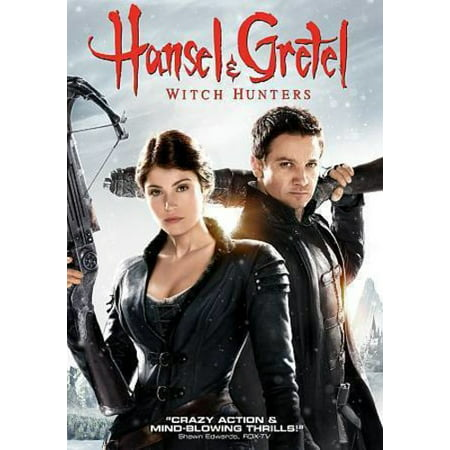 Hansel & Gretel: Witch Hunters (DVD)](Halloween Movies 3 Witches)