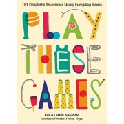 Play These Games - eBook