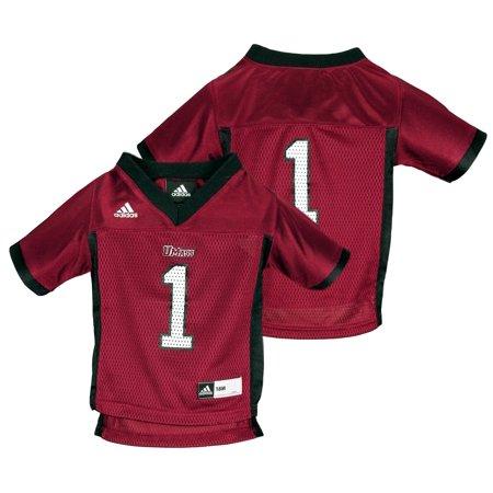 554df922b Adidas NCAA College Infants UMASS Minutemen Replica Jersey