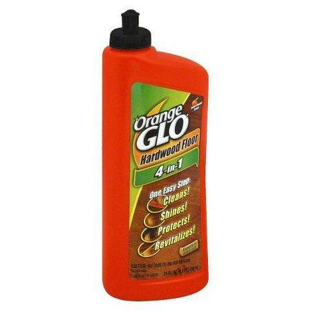 Orange Glo 4-in-1 Hardwood Floor Cleaner Scent 24 oz