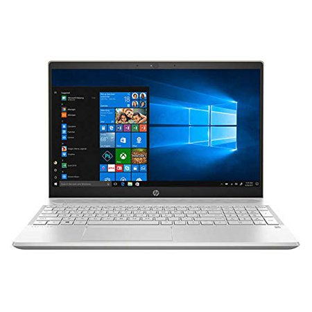 "HP 2019 Premium High Performance Laptop Notebook Computer 15.6"" HD Touchscreen Display Intel Core i5-8250U Processor 12GB DDR"