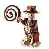 Lego Indiana Jones Minifigure - Indiana Jones Classic Ver...