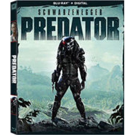 Predator (Collector's Edition) (Blu-ray + Digital) (Rb2027 Predator 2)
