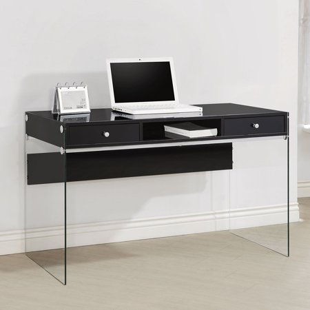 Coaster Contemporary Writing Desk, Multiple Finishes