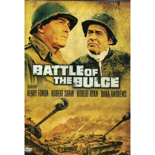 BATTLE OF THE BULGE (DVD/WS-2.75/ENG-FR-SP SUB)
