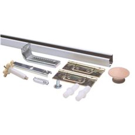 Bi Fold Door Hardware Set 5 Ft 0.125' Bi Fold Door