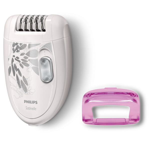 Philips Satinelle Essential, Compact Hair Removal Epilator, HP6401/50