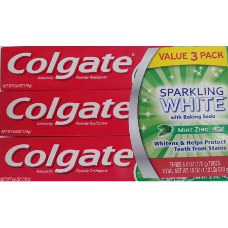 Colgate Basic Cavity Cg Tp Spk Mt 3x6 Sw