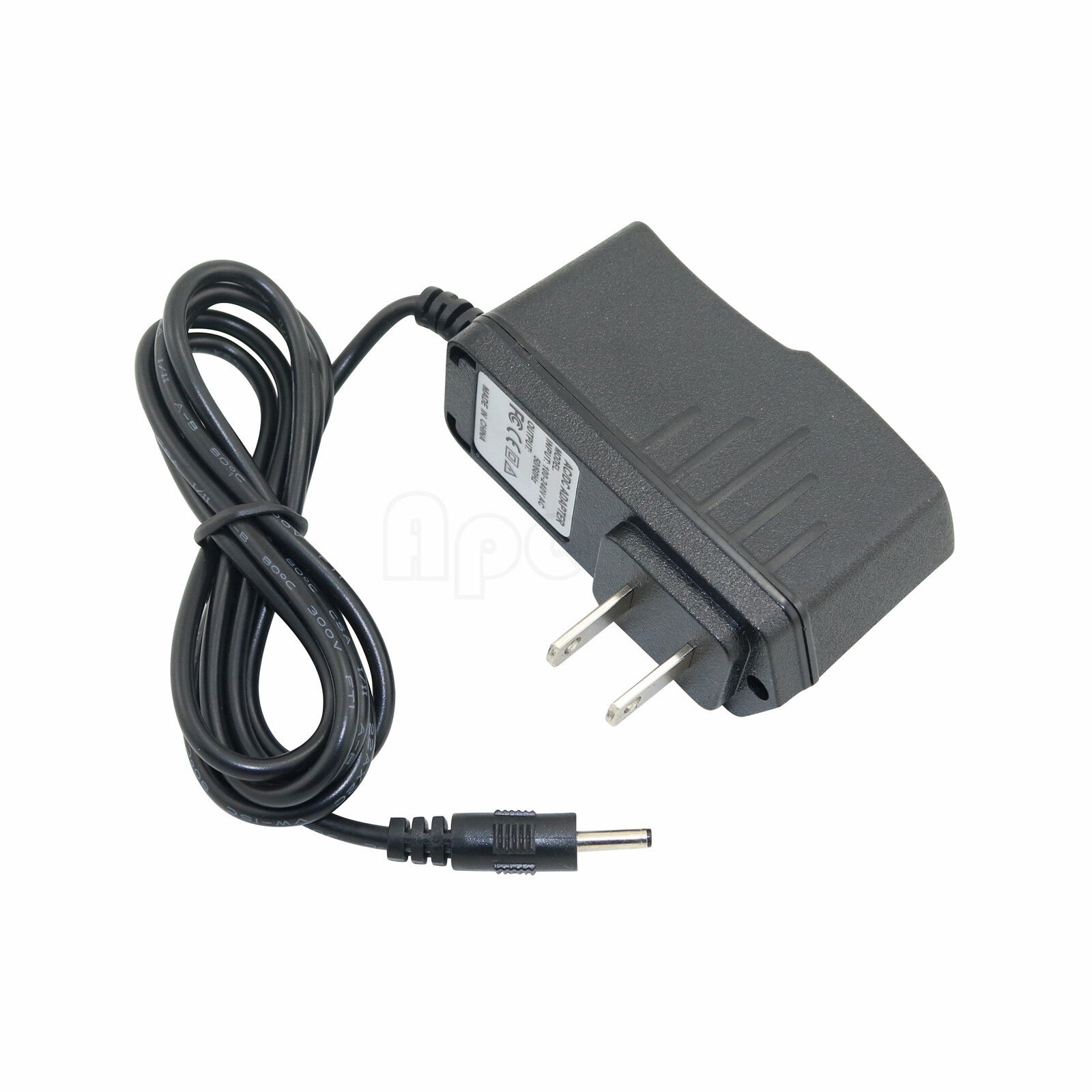 "AC//DC Power Adapter Wall Charger Cord For RCA Pro 10/"" Edition RCT6103W46 Tablet"