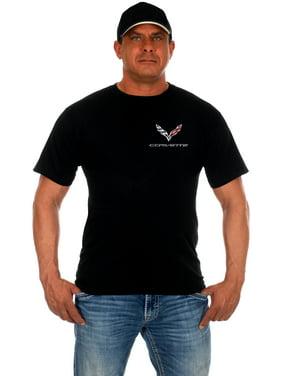9dbbdc13d3d Product Image Mens Chevy Corvette Logo T-Shirt. JH Design