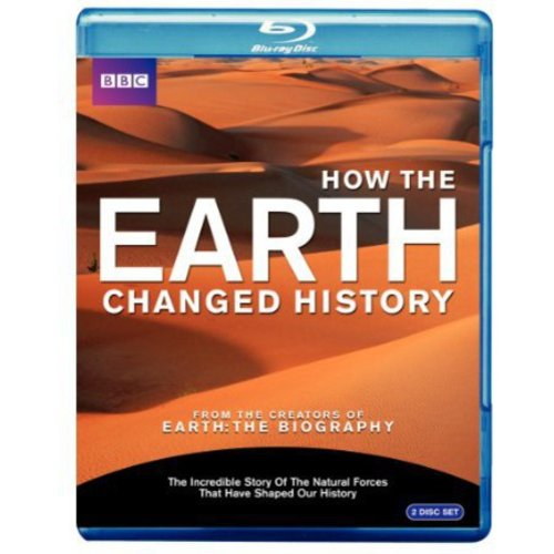 How The Earth Changed History  (Blu-ray) (Widescreen)