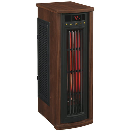 Duraflame Portable Electric Infrared Quartz Oscillating Tower Heater,