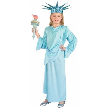 CHCO-LIL'MISS LIBERTY-SMALL (Miss Liberty Costume)