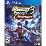 Tecmo: Ps4 - Warriors Orochi 3 Ultimate Koei