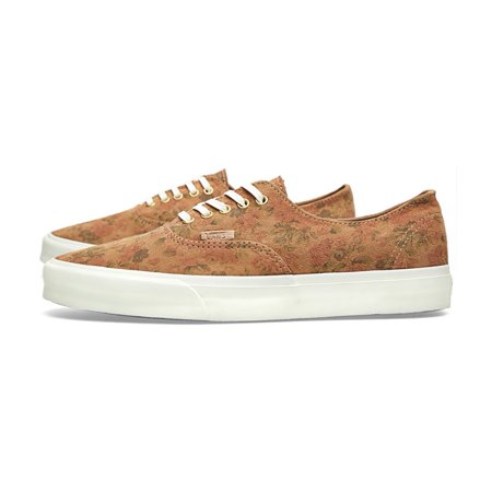 418586fecf0cbf Vans - Vans Mens Authentic Decon CA Floral Suede Sneakers - Walmart.com