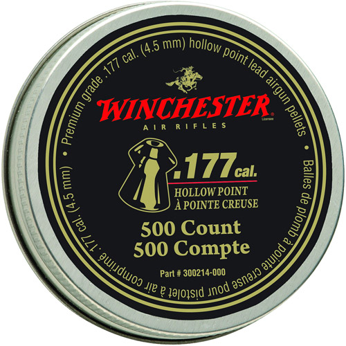 Winchester Hollow Point 0.177 Pellets