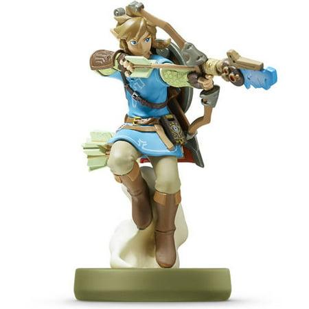 Link  Archer  The Legend Of Zelda  Breath Of The Wild Amiibo
