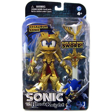 Sonic The Hedgehog Sonic and the Black Knight Sonic 5
