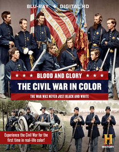 Blood and Glory: The Civil War in Color (Blu-ray) by A&E Home Video