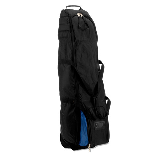 Jef World of Golf Deluxe Wheeled Golf Bag with Padded Cover