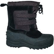 Cold Front Boy's Snow Pac Velcro Winter Boot with 3M Thinsulate
