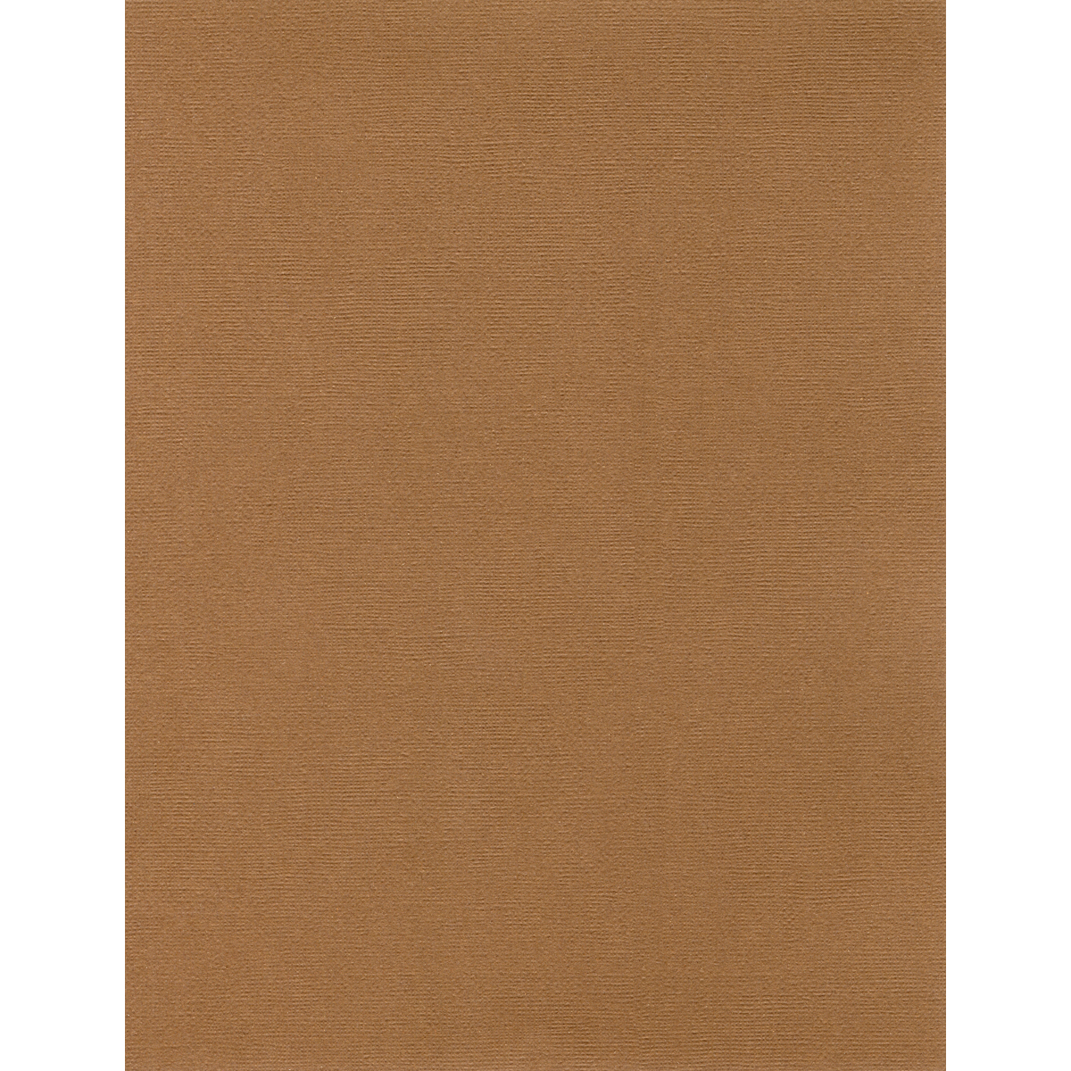"American Crafts Textured Cardstock 8.5""X11""-Chestnut"