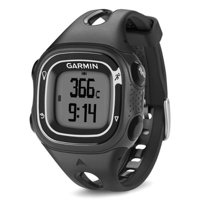 Refurbished Garmin Forerunner 10 Black & Silver GPS Running Watch