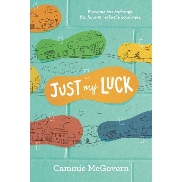 Just My Luck (Paperback)