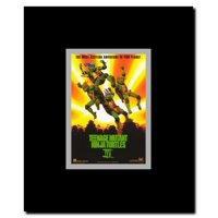 Teenage Mutant Ninja Turtles 3 Framed Movie Poster